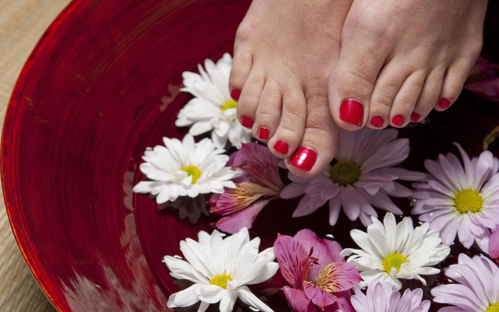 Fußpflege auch in Krisenzeiten
