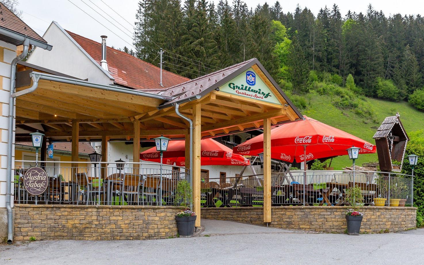 Gasthaus Sperl – Grillwirt