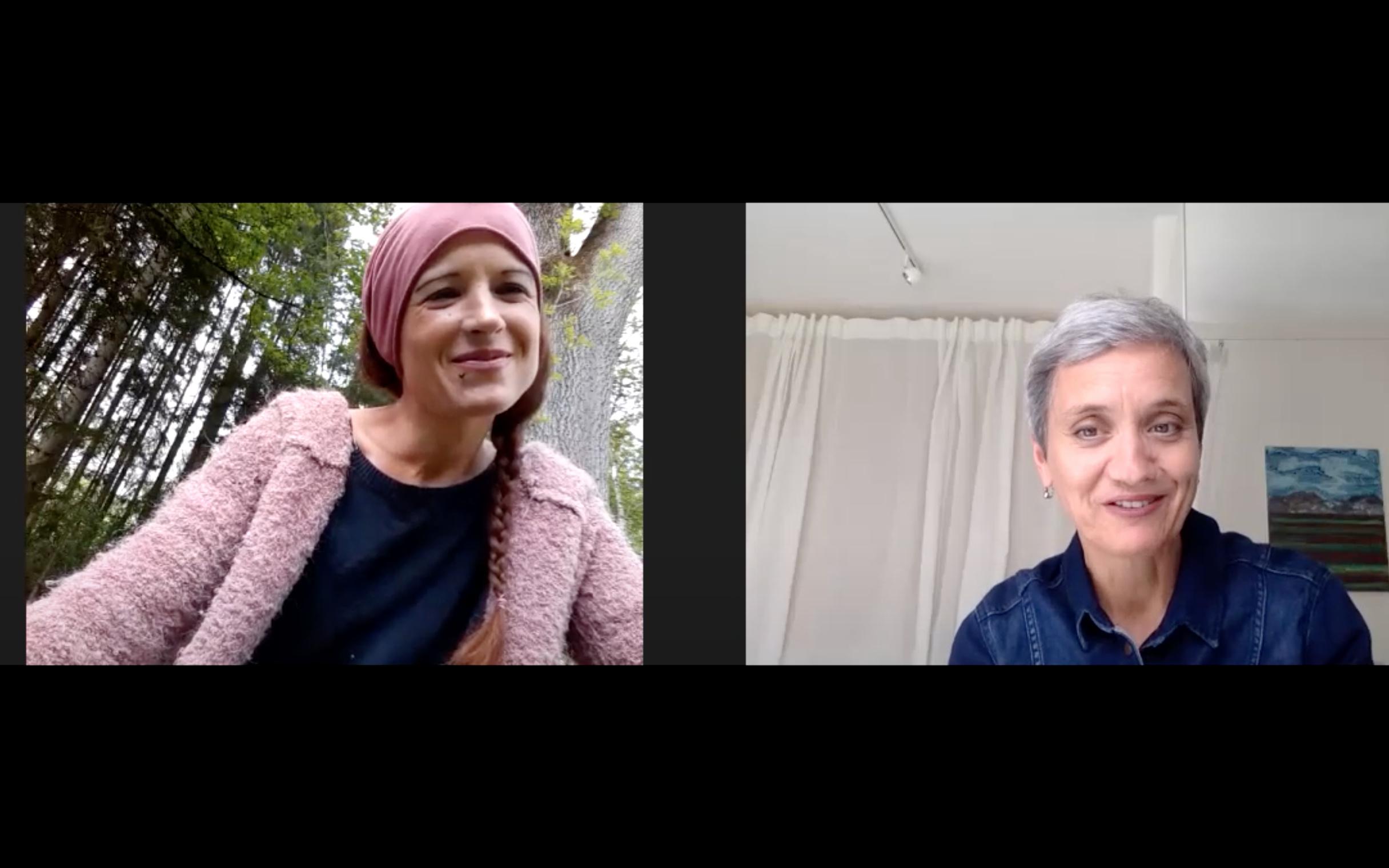 """Interview mit Barbara Spreizenbarth-Krautinger vom """"Raum für Entfaltung"""""""