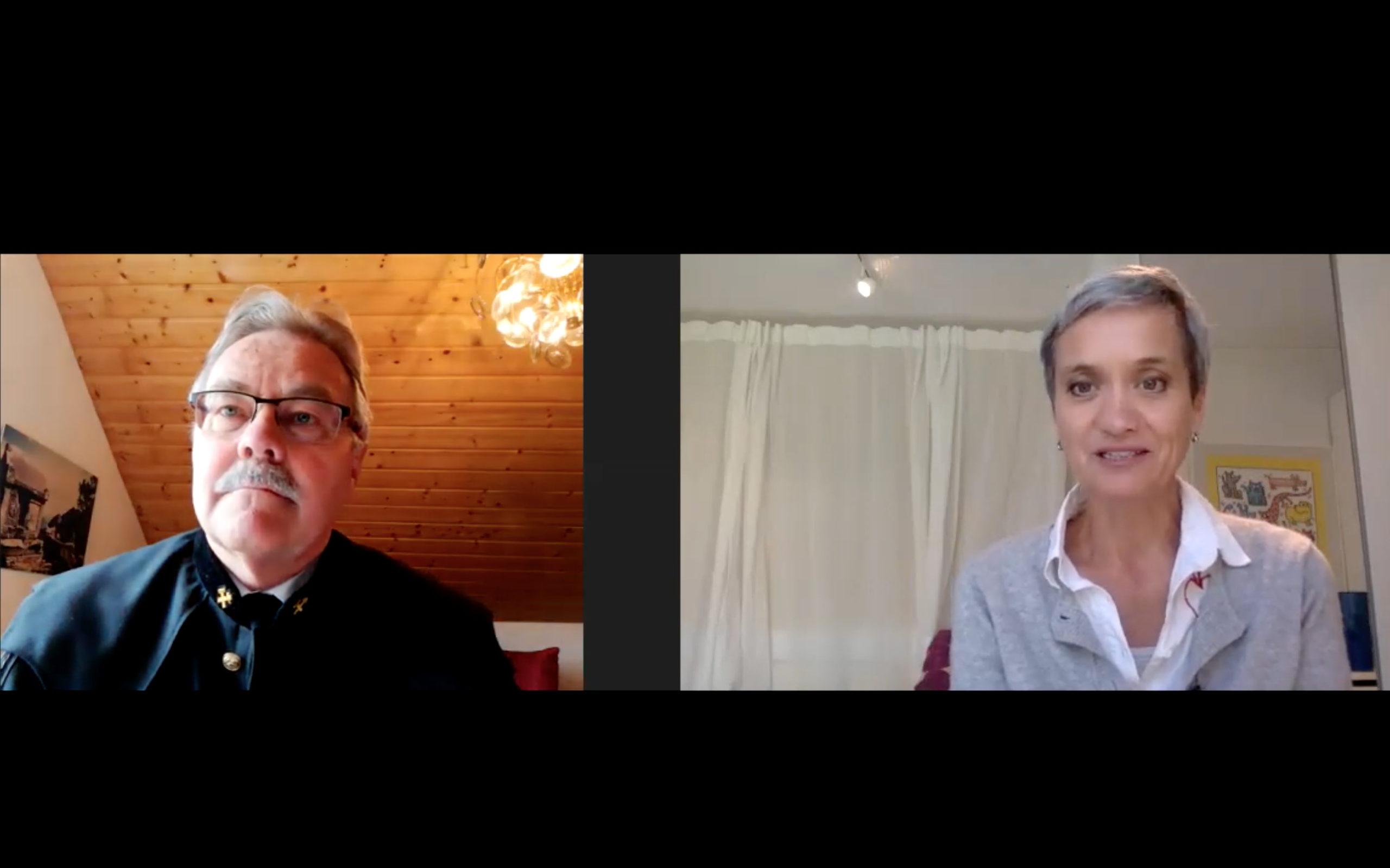 Interview mit Otto Schinnerl, dem Obmann vom Knappenverein Arzberg